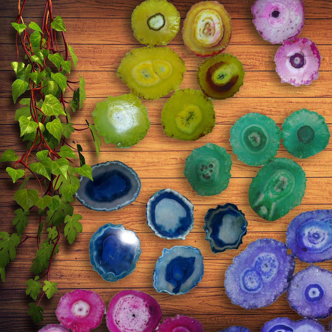 Agate Slice Products