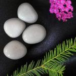 White Agate Gemstone