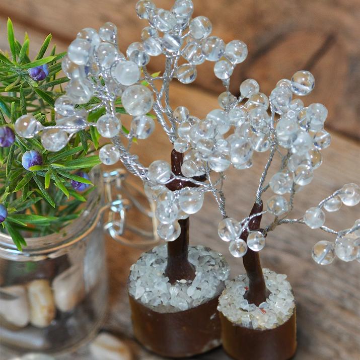 Precious Crystals Tree