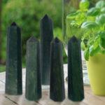 Green Aventurine Pencils